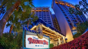 【ロサンゼルス】カリフォルニアのディズニー周辺ホテルに泊まりたいです。