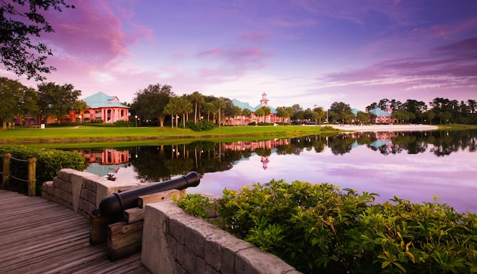 Caribbean Beach Resort In Orlando Fl