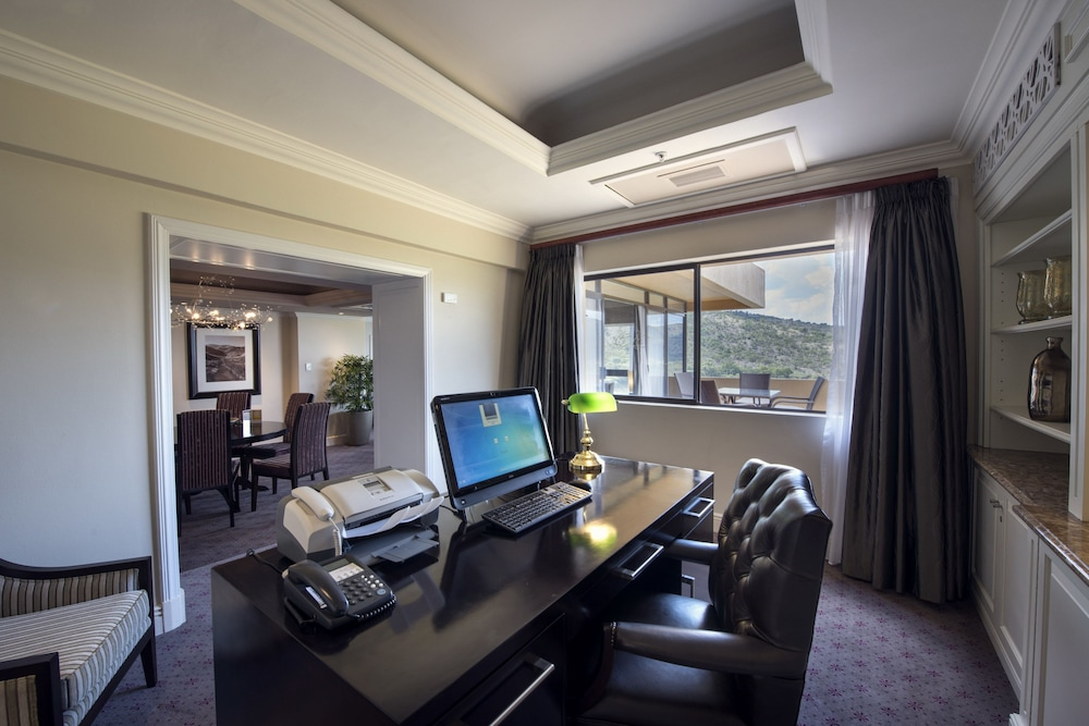 In-Room Business Center, The Cascades Hotel at Sun City Resort