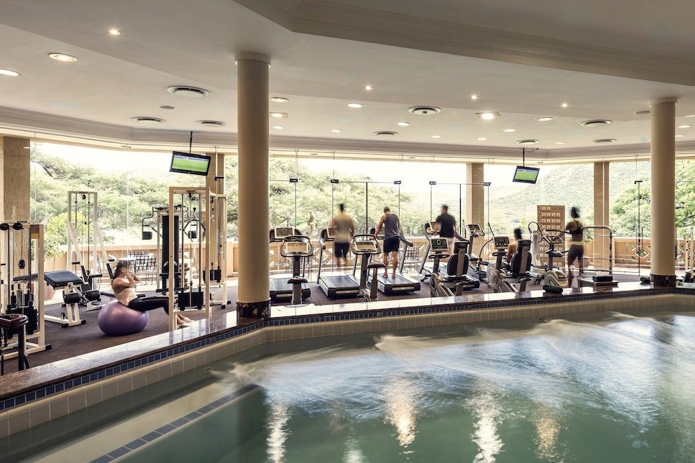 Gym, The Cascades Hotel at Sun City Resort