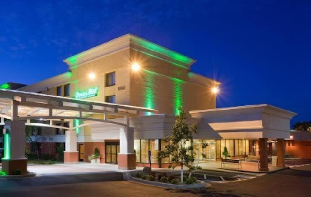 Front of Property, Holiday Inn Bloomington Airport South Mall Area, an IHG Hotel