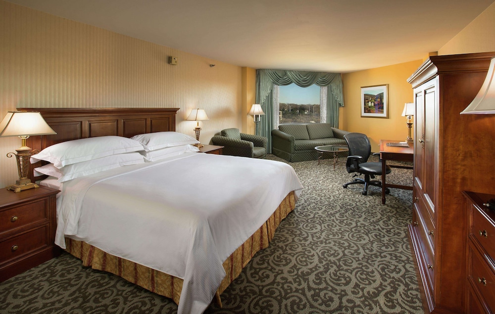 Room, DoubleTree by Hilton Lisle Naperville