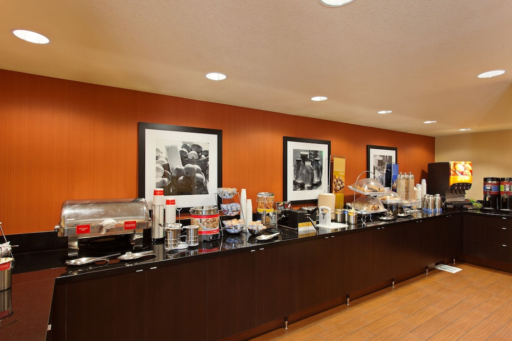 Breakfast Area, Hampton Inn & Suites San Clemente