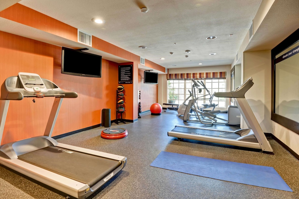 Fitness Facility, Hampton Inn & Suites San Clemente