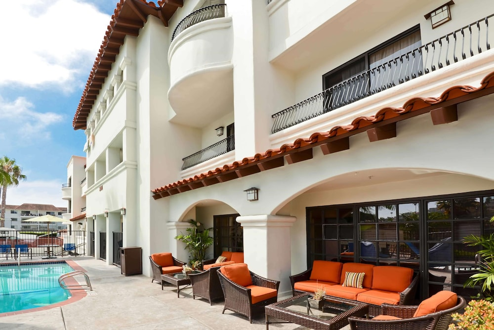 Terrace/Patio, Hampton Inn & Suites San Clemente