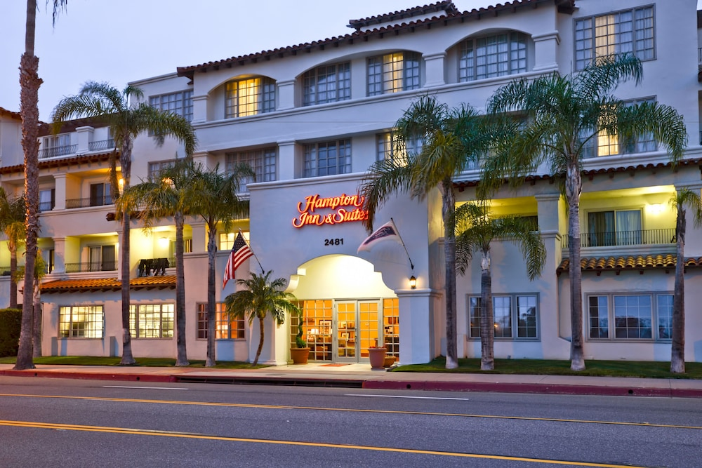 Front of Property - Evening/Night, Hampton Inn & Suites San Clemente