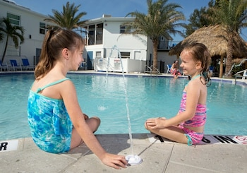 Siesta Key Beach Resort & Suites; Tiki & Pool