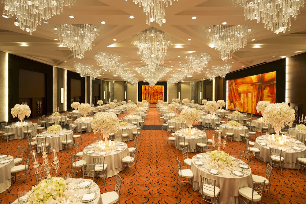 Indoor Wedding, Sofitel Philippine Plaza Manila