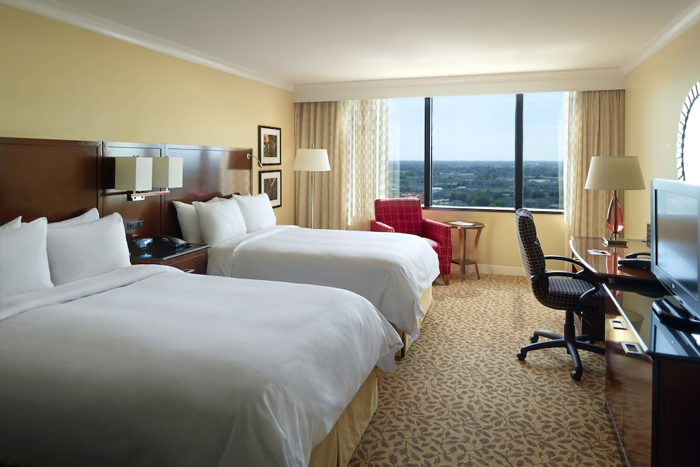 Featured Image, New Orleans Marriott Metairie at Lakeway