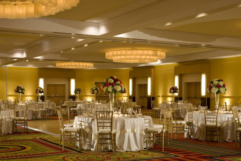 Ballroom, Long Island Marriott