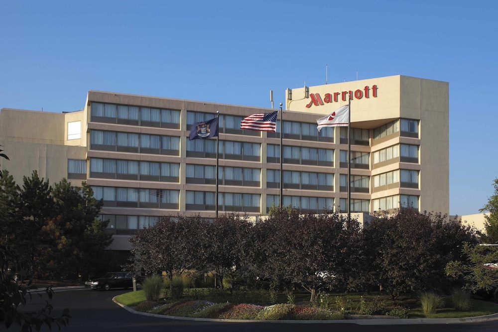 Detroit Marriott Livonia in Detroit | Hotel Rates & Reviews