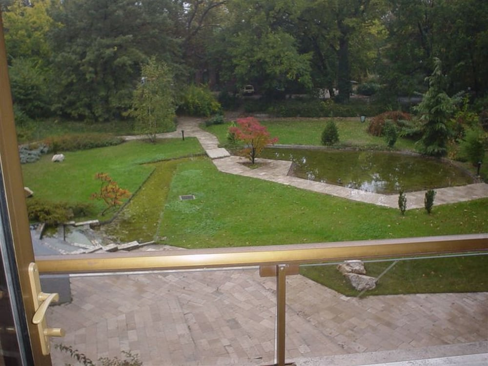 Garden View, Ensana Thermal Margaret Island