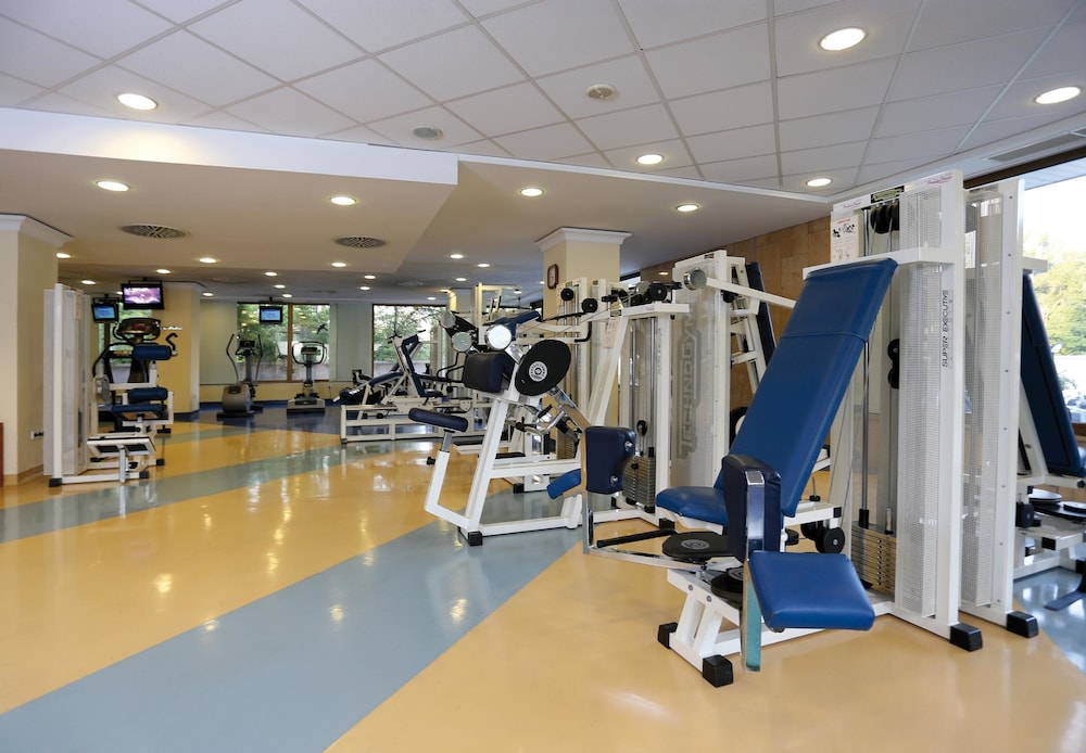 Fitness Facility, Ensana Thermal Margaret Island