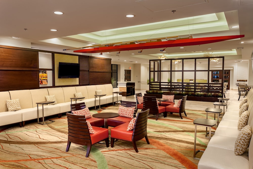 Lobby, Holiday Inn Austin -Town Lake