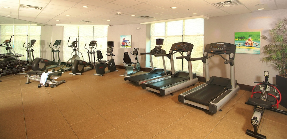 Fitness Facility, Holiday Inn Austin -Town Lake