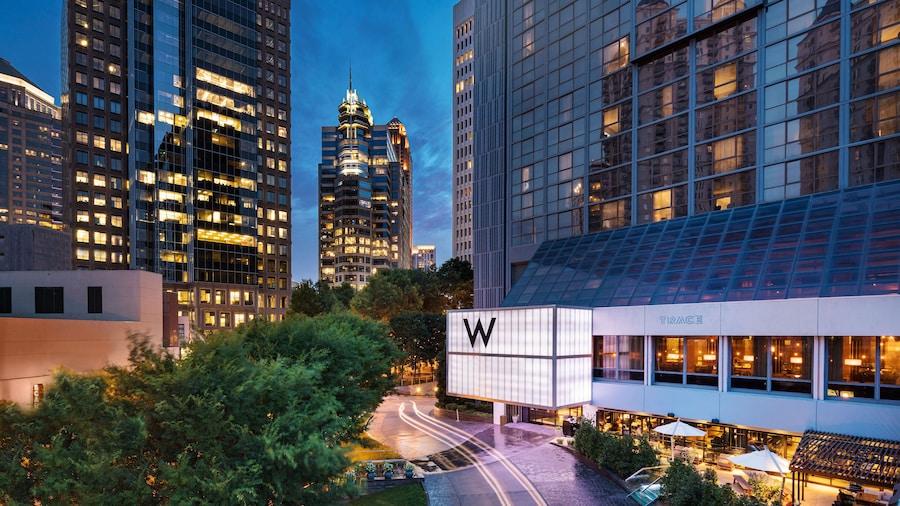 亚特兰大市中心 W 酒店