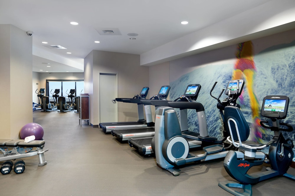 Fitness Facility, The Westin New Orleans