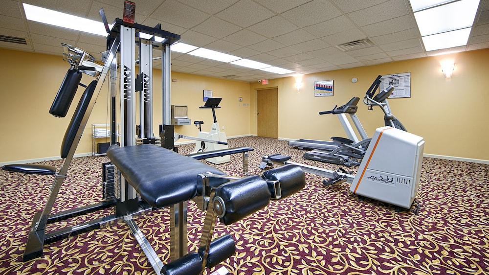 Fitness Facility, Econo Lodge