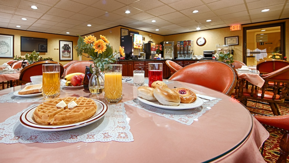 Breakfast Area, Econo Lodge