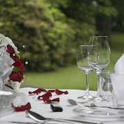 Innenbereich für Hochzeiten