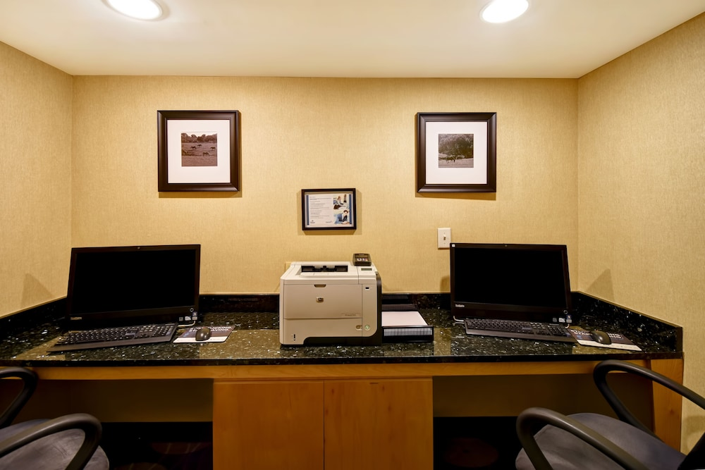 Business Center, Hampton Inn Louisville-Arpt-Fair/Expo Ctr