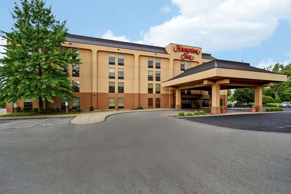 Exterior, Hampton Inn Louisville-Arpt-Fair/Expo Ctr