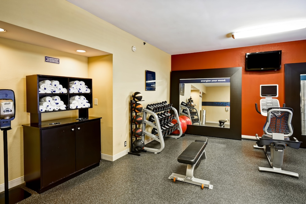 Fitness Facility, Hampton Inn Louisville-Arpt-Fair/Expo Ctr