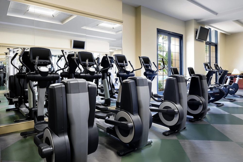 Fitness Facility, Walt Disney World Swan