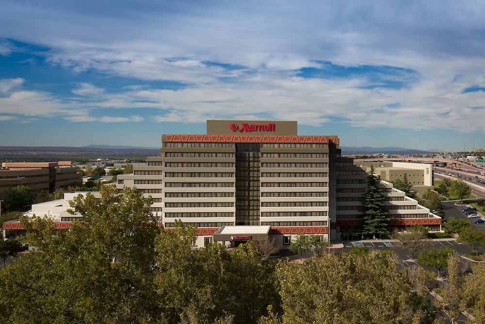 Featured Image, Albuquerque Marriott Pyramid North