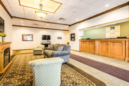Check Expedia for Availability of Quality Inn near Finger Lakes and Seneca Falls