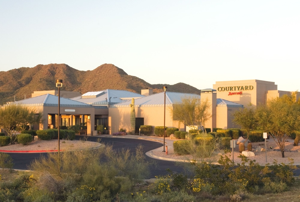 Exterior, Sonesta Select Scottsdale at Mayo Clinic Campus