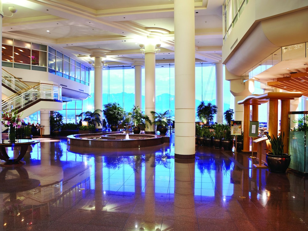 Lobby, Pan Pacific Vancouver