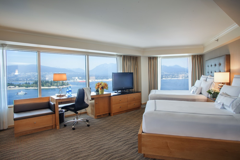 Room, Pan Pacific Vancouver