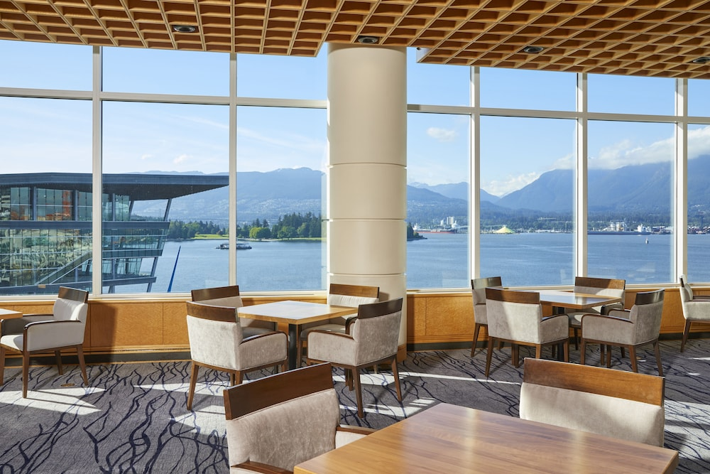 Restaurant, Pan Pacific Vancouver