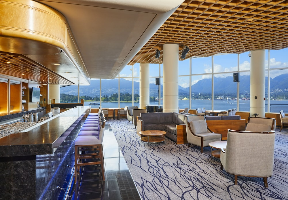 Lounge, Pan Pacific Vancouver