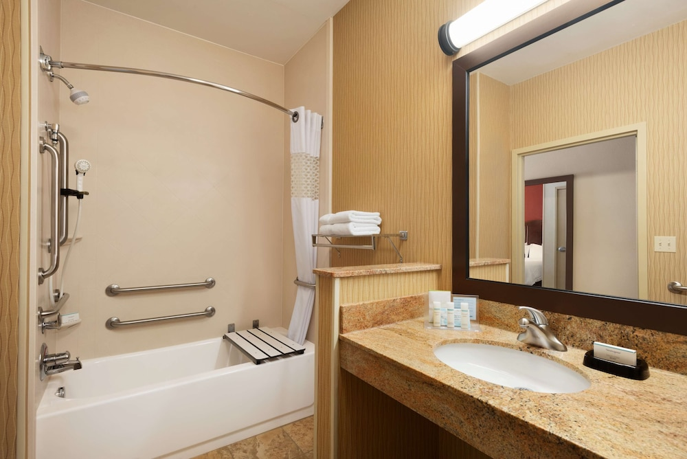 Bathroom, Hampton Inn Battle Creek