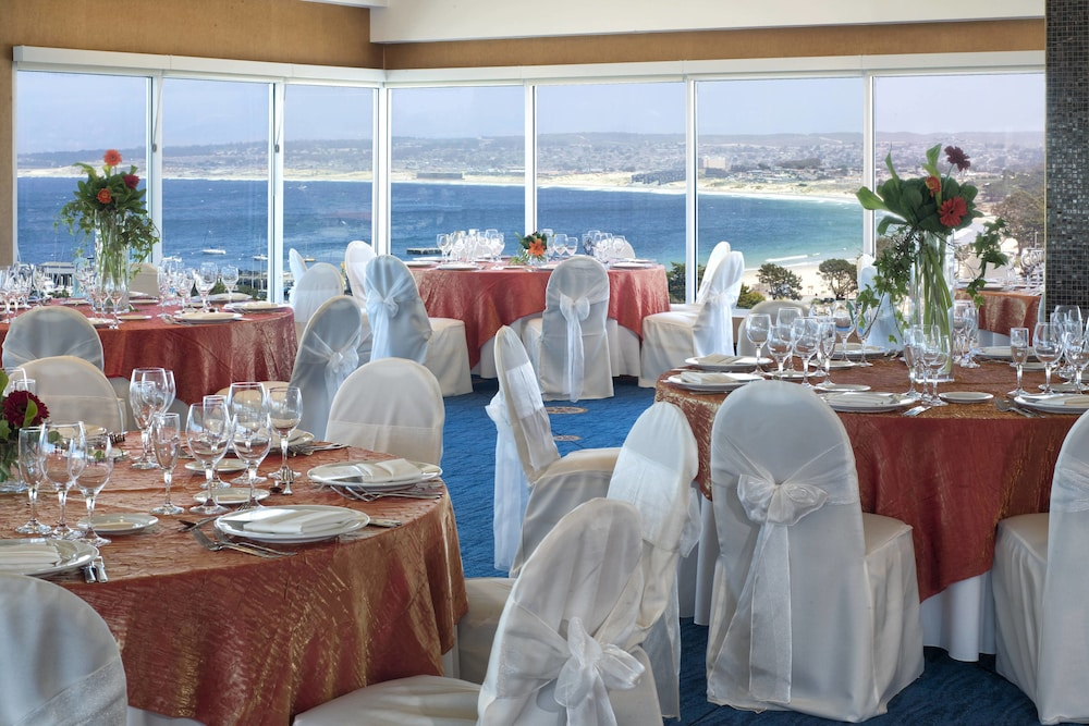 Banquet Hall, Monterey Marriott