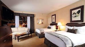 埃及棉床單、高級寢具、羽絨被、房內夾萬