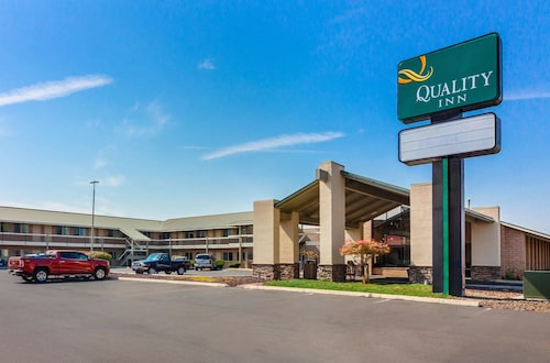 Quality Inn Yakima near State Fair Park