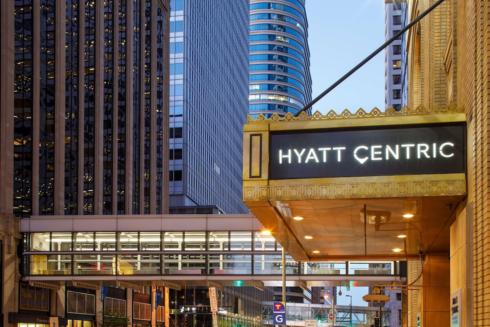 Exterior, Hyatt Centric Downtown Minneapolis