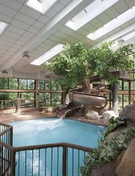 Indoor Pool, The Park Vista - a DoubleTree by Hilton Hotel - Gatlinburg