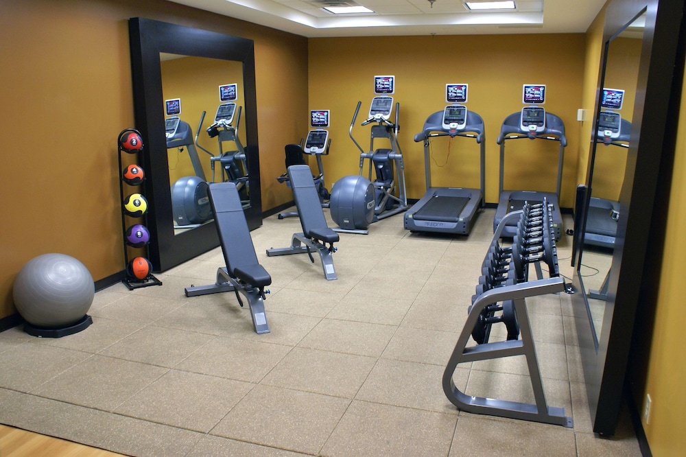 Fitness Facility, DoubleTree Suites by Hilton Hotel Lexington