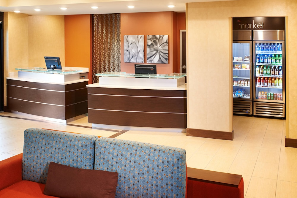 Lobby, Residence Inn by Marriott Ann Arbor North