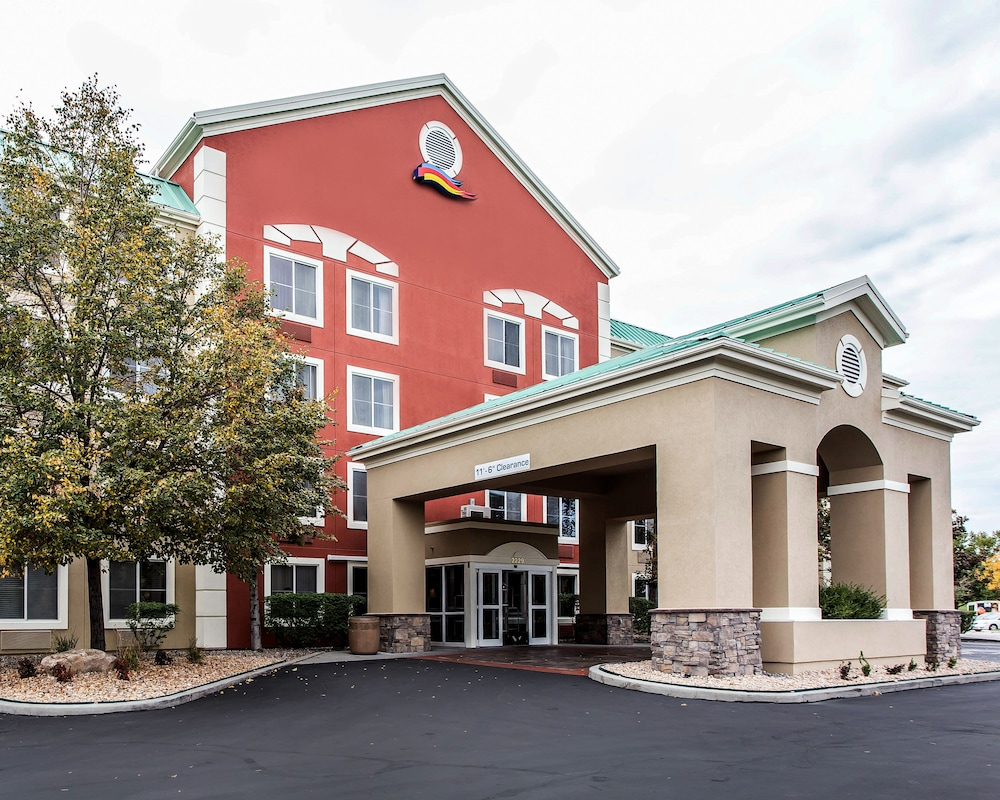 Exterior, Comfort Inn West Valley Salt Lake City South