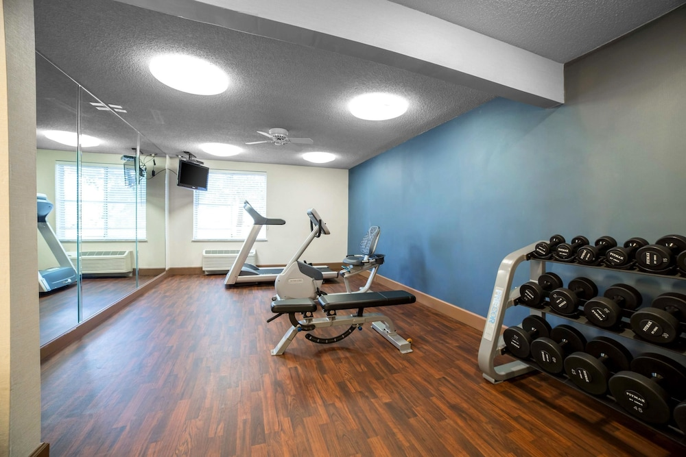 Fitness Facility, Comfort Inn West Valley Salt Lake City South