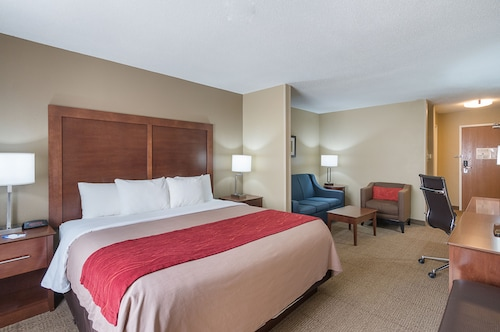 Comfort Inn Barboursville near Huntington Mall area