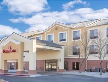 Front of Property, Ramada by Wyndham Denver International Airport