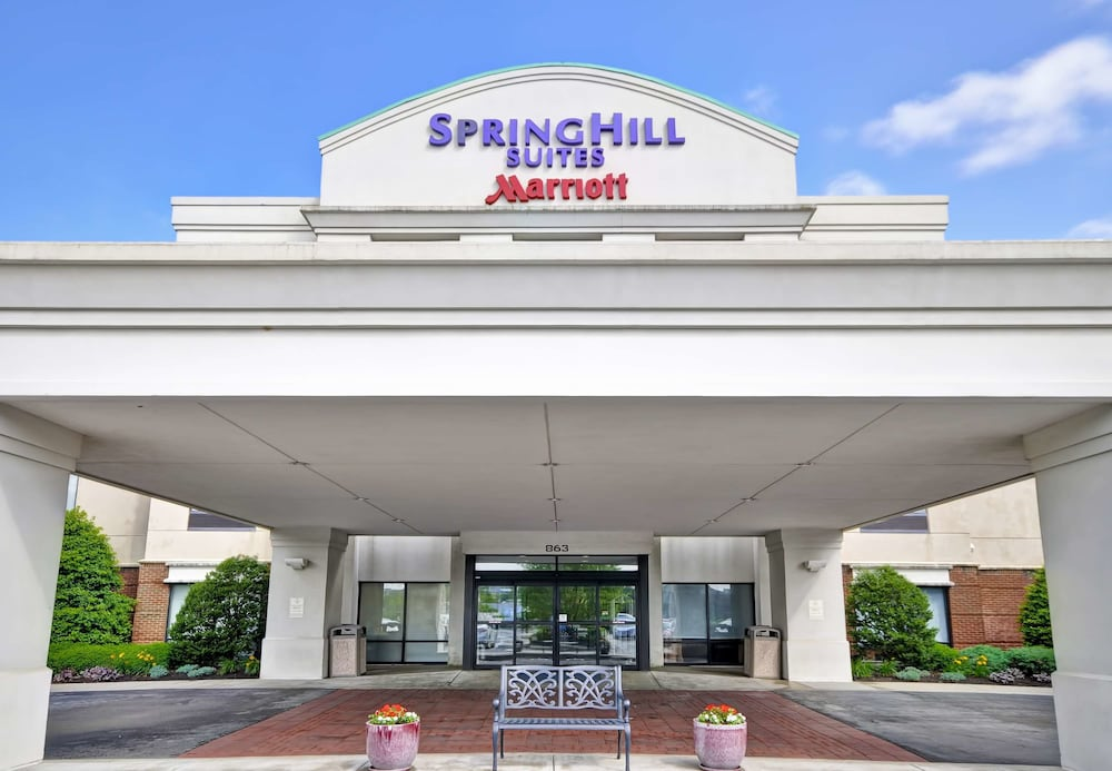 Exterior, SpringHill Suites Lexington Near the University of Kentucky