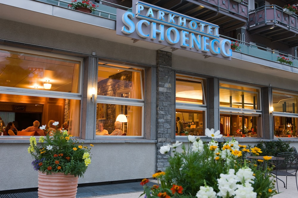 Front of Property, Parkhotel Schoenegg