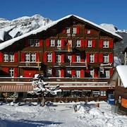 Swiss Lodge Hotel Bernerhof Wengen